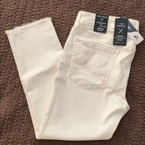 AEO Jegging Crop Low Rise size 12